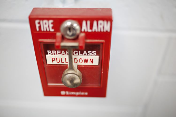 zabezpieczenia przeciwpożarowe